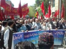 بلوچستان کا محنت کش طبقہ، جدوجہد اور مستقبل
