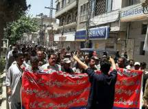 کوئٹہ: پیرامیڈیکل سٹاف کی احتجاجی ریلی