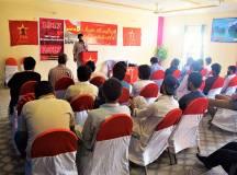 ملتان: محنت کشوں کے عالمی دن پر تقریب کا انعقاد