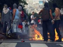 وینزویلا: امریکی حمایت یافتہ ''حزب اختلاف'' کے پرتشدد مظاہرے جاری