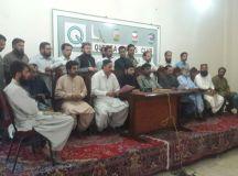 کوئٹہ: ''آل بلوچستان کلرک اینڈ ٹیکنیکل ایمپلائز ایسوسی ایشن'' کے نام سے نئی ایسوسی ایشن بنانے کا اعلان