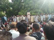فیصل آباد: پاور لومز کے مزدوروں کا احتجاجی دھرناآٹھویں روز میں داخل، تمام سیکٹر مکمل بند