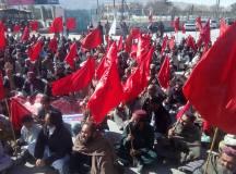 بلوچستان: مزدور طبقے پر پابندیاں اور آئندہ کا لائحہ عمل