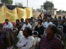 فیصل آباد: پیپسی کولا کے محنت کشوں کا اجلاس