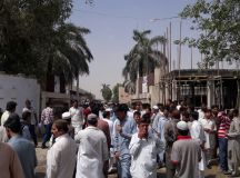کراچی: سپر کیمیکلز کے محنت کشوں کے لئے جنرل ٹائرزیونین کا یکجہتی مارچ