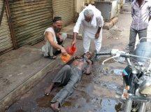 کراچی: گرمی سے ہلاکتیں، کے الیکٹرک کو نیشنلائز کرو!