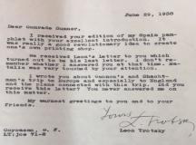 ٹراٹسکی کا چھپایا گیا خط: ایلن ووڈز کی جانب سے ایک مختصر تعارف