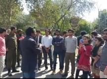 لاہور: پنجاب یونیورسٹی انتظامیہ اور غنڈہ گرد تنظیم جمعیت کا طلبہ دشمن چہرہ بے نقاب؛ ٹرانسپورٹ کی بہتر سہولیات کے لیے ہونے والی طلبہ کی پرامن ریلی پر حملہ