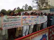 کراچی: ECE ٹیچرز کی احتجاجی تحریک دوسرے ماہ میں داخل!