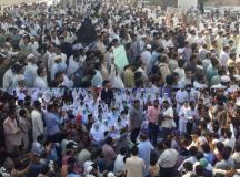 پنجاب' خیبر پختونخوا: گرینڈ ہیلتھ الائنس کی شاندار نجکاری مخالف جدوجہد۔۔زندہ باد!