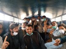 بلوچستان: حفاظتی کٹس کے لئے احتجاج کرنے پر درجنوں ینگ ڈاکٹرز،پیرا میڈکس اور نرسز گرفتار