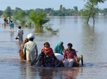دادو: پانی، سیلاب اور غریب عوام