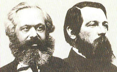 Marx Engels