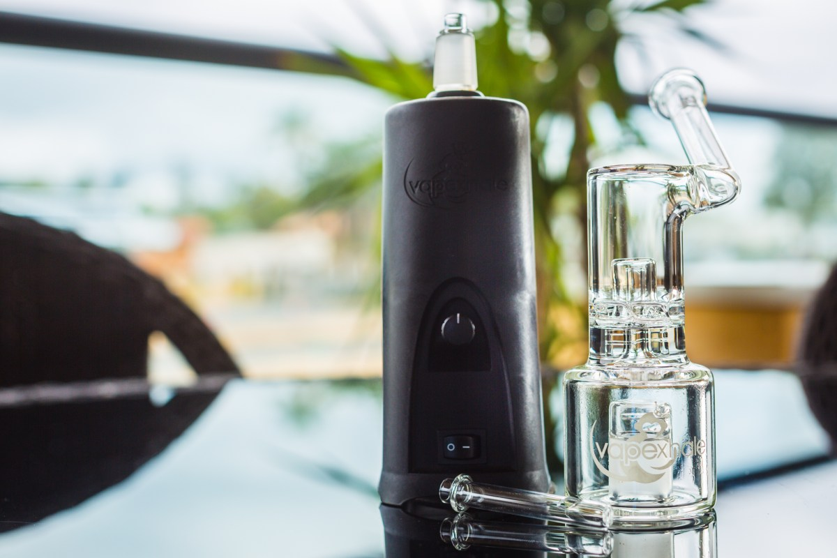 The VapeXhale Evo: Evolving Your At Home Experience - MARY