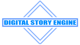 DigitalStoryEngine logo