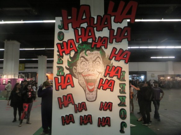Joker standup
