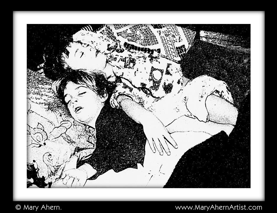 Artist Mother - Mother Artist