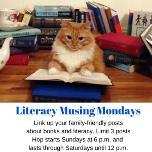 Literacy Musing Mondays