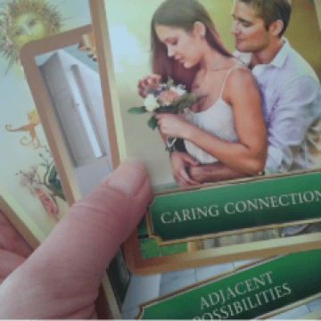 Using Cards for Spiritual Guidance