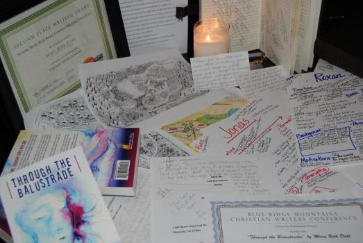 Balustrade Notes
