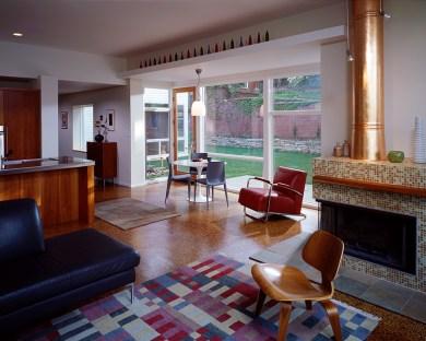 hillside house Mary Cerrone Architecture & Interiors Pittsburgh