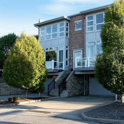 hill top townhomes Mary Cerrone Architecture & Interiors Pittsburgh