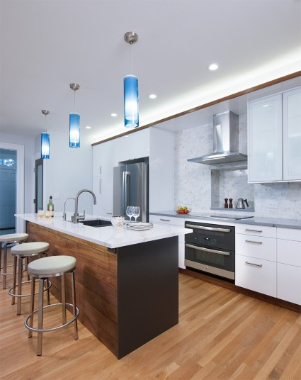 four-square house renovation Mary Cerrone Architecture & Interiors Pittsburgh