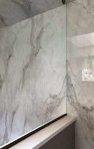 large format tile Mary Cerrone Architecture & Interiors Pittsburgh