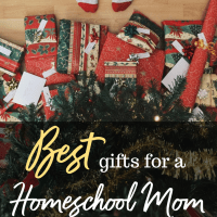 35 Extra-Special Gifts For a Homeschool Mom Who Needs Love