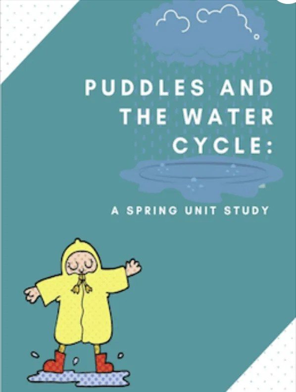Have some fun with the water cycle