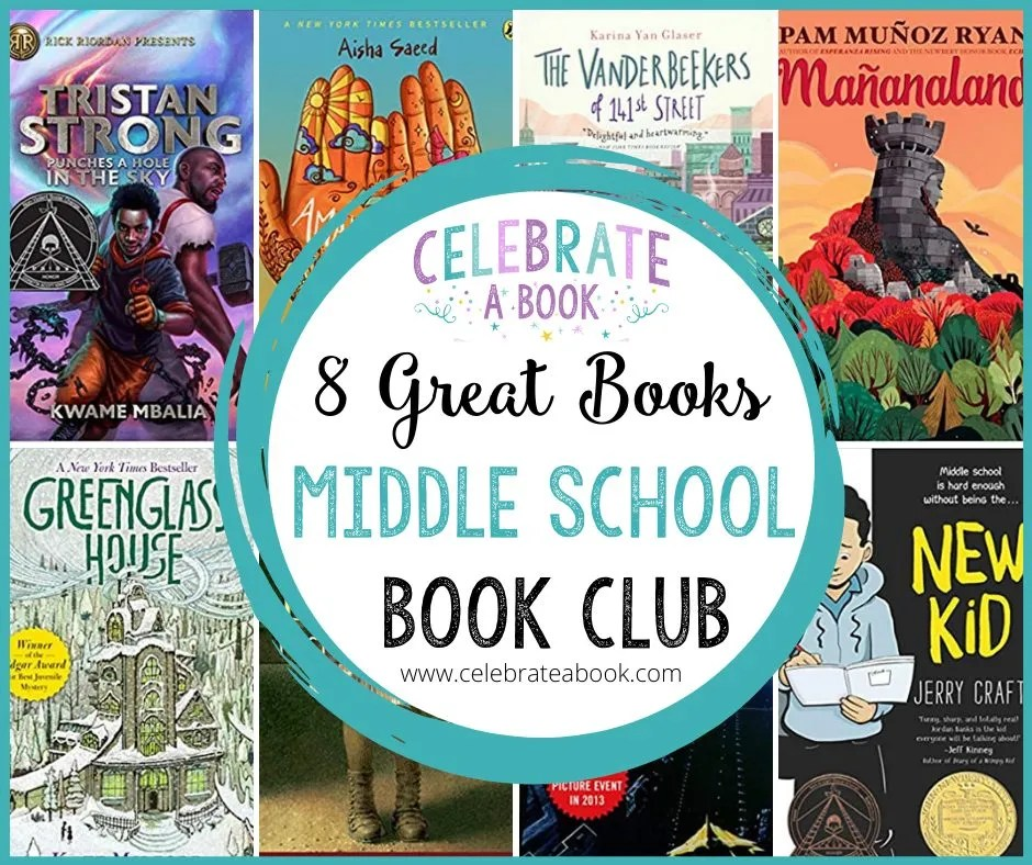Great Titles for Your Middle School Book Club