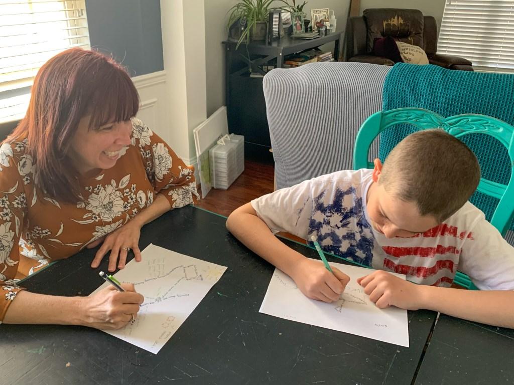 Teaching Tweens to Write requires partnership