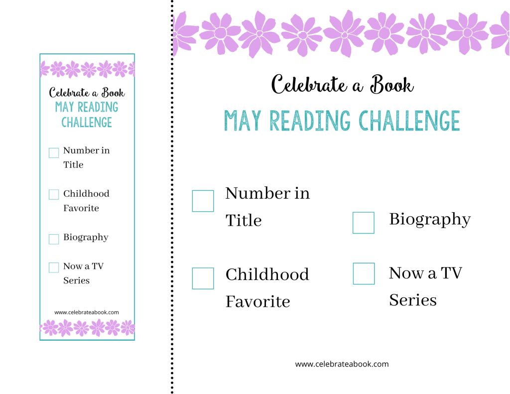 A May Reading Challenge for Families.
