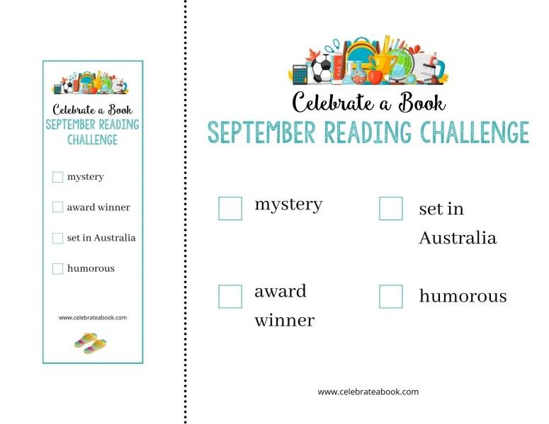 Join the family september reading challenge