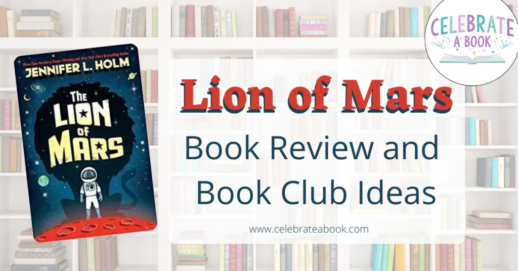 Lion of Mars Book Review for kids and parents