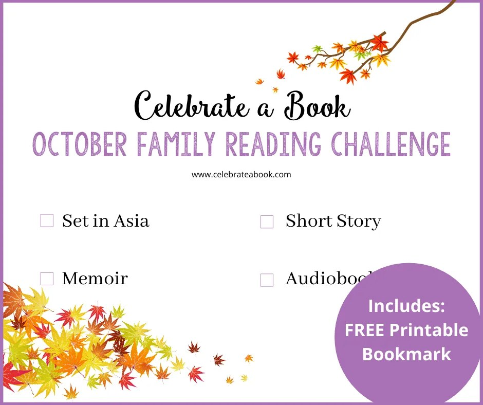 An October Reading Challenge for Families