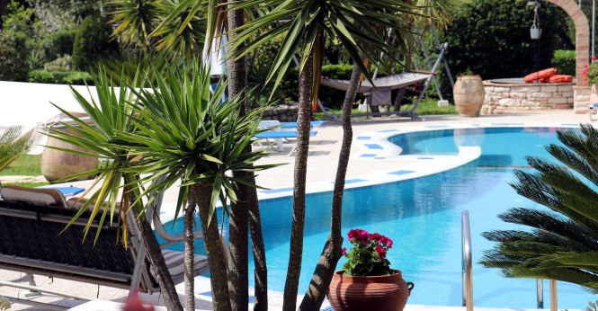 Welcome To Maryhelen Apartments In Kassiopi