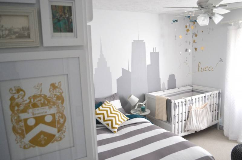 TRAVEL INSPIRED DECO IDEAS THE BABYS ROOM DECO A