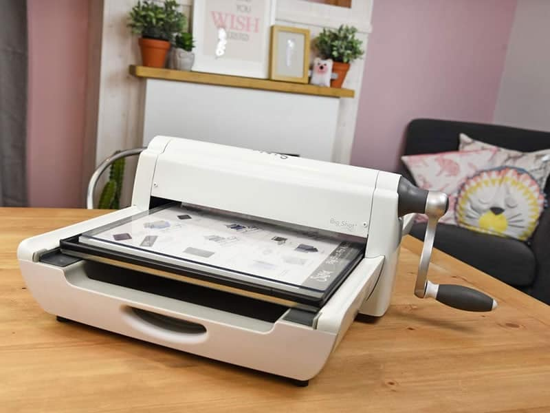 Sizzix Big Shot Pro Review 2020 The