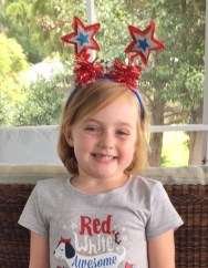 Annabelle July 4th
