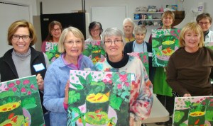 Paint Like Matisse at the RAL