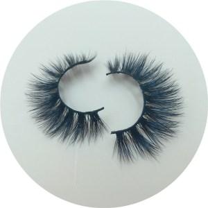 regular mink lashes A015