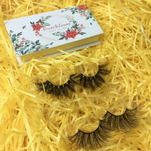 cheap custom eyelash packaging