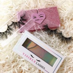 cheap eyelash packaging box