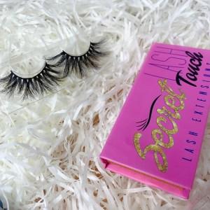 wholesale luxury 3d mink lashes