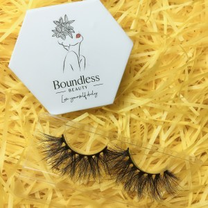 custom eyelash packaging box,