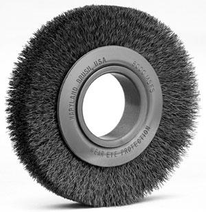 Crimp Wire Wheels (Wide)