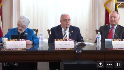 BPW Meeting April 4, 2018