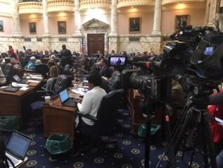 Drama on the House floor