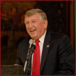 Sen. James E. DeGrange Sr., co-chairman of the Joint Committee on Legislative Ethics
